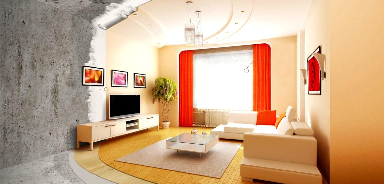 С чего начать ремонт квартир в новостройке